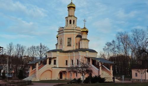 Воскресная школа храма Бориса и Глеба закрылась на карантин