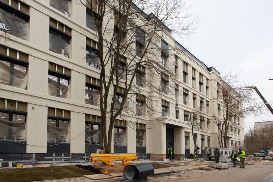 Собянин рассказал о программе реконструкции поликлиник