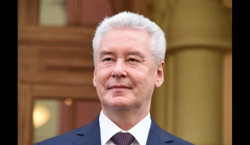 Собянин рассказал о наиболее заметных проектах развития столицы в 2020 году
