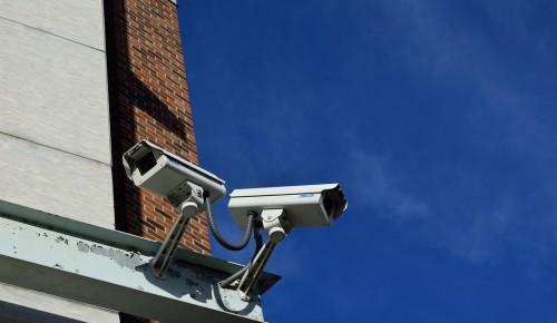 В ГУВД отметили эффективность уличных видеокамер в поиске преступников