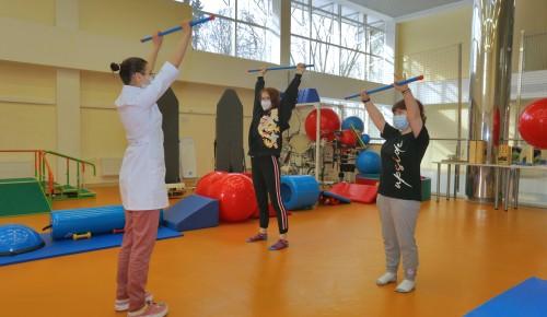 Гагаринский район: центр орфанных болезней открылся на базе НМИЦ здоровья детей
