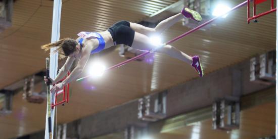В Москве пройдет всероссийский фестиваль прыжков с шестом