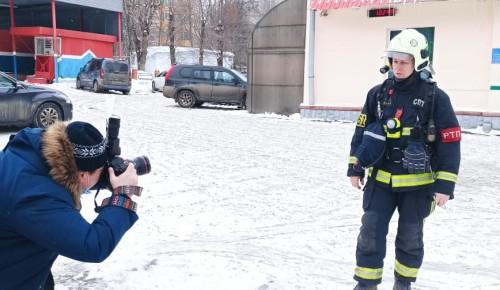 Будни огнеборцев. Представитель династии пожарных рассказал о своей работе
