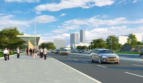 Город шаговой доступности. На улице Академика Опарина появятся новые маршруты