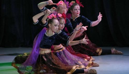 Фестиваль индийского танца в КЦ. «Лира»