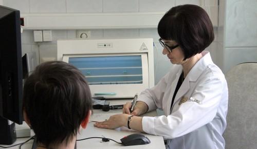 Депутат Мосгордумы Самышина: Искусственный интеллект помогает врачам ставить диагноз