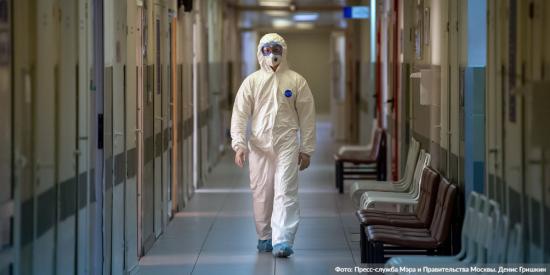 Депутат МГД Герасимов: В Москве может появиться памятник врачам - героям борьбы с пандемией