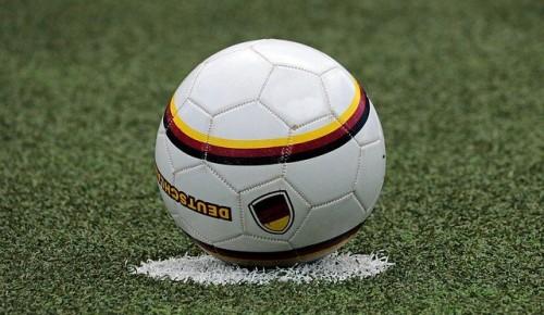 Команда Академического района завоевала второе место в турнире по мини-футболу