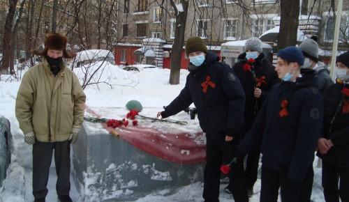 В Академическом районе прошли патронатные акции ко Дню защитника Отечества