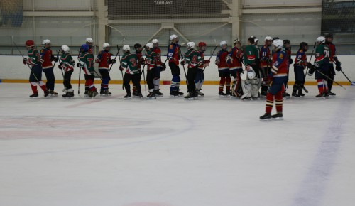 Для спортсменов из Черемушек закончилось участие в соревнованиях «Золотая шайба»