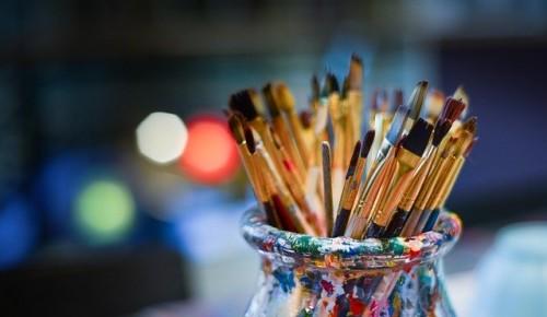 """Юные художники Академического района могут поучаствовать в конкурсе """"Наследие моего района"""""""