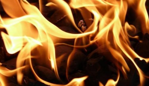 На 20% сокращено число пожаров в столице в 2020 году