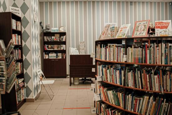 В Библиотеку Барто завезли новые книги
