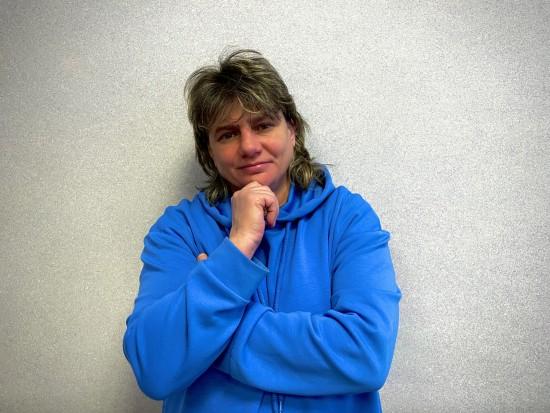 Профессиональная футболистка стала сотрудником центра социального обслуживания