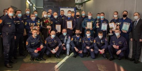 Более 200 спасенных жизней в Пожарно-спасательном центре столицы подвели итоги деятельности