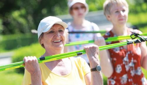 Долголетам Гагаринского района расскажут, как укрепить мышцы нижних конечностей