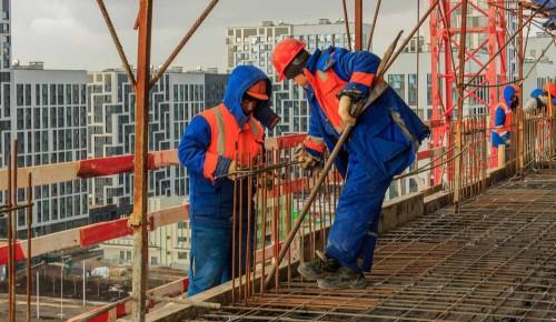 В Москве проверили соблюдение работодателями законодательства при работе с мигрантами