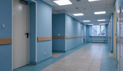 К обычному режиму работы возвращается больница № 52