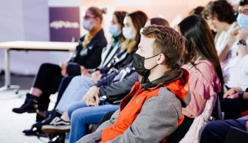 За год работы проектный офис «Молодежь Москвы» запустили семь самостоятельных проектов