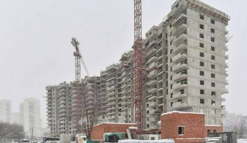 В новом доме на Севастопольском проспекте будет 252 квартиры