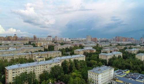 По программе «Мой район» в Черемушках обновят инфраструктуру во дворах