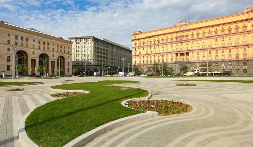 Собянин предложил завершить дискуссию о Лубянской площади