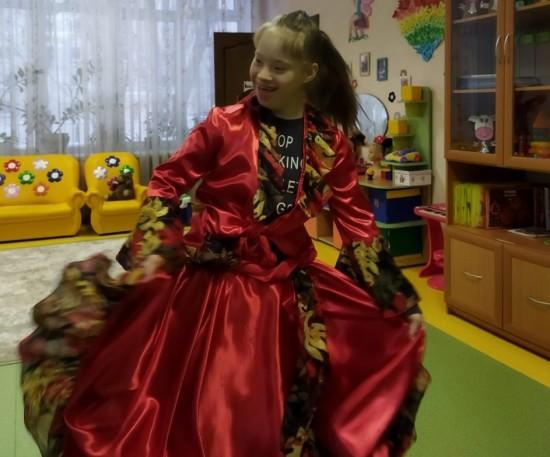 Для воспитанников центра «Юнона» прошла игра-путешествие в мир танца