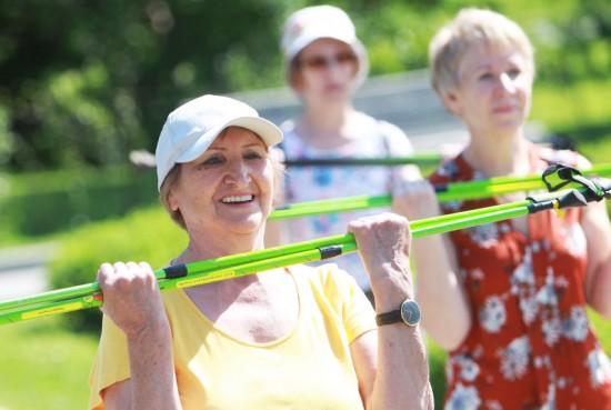 Долголетам Ломоносовского района расскажут, как укрепить мышцы нижних конечностей