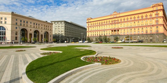Собянин предложил не менять облик Лубянской площади