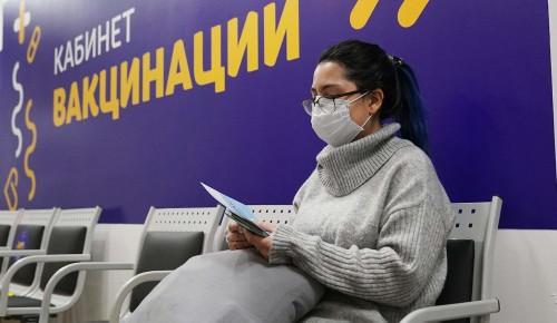 В торговых центрах открылось еще два пункта вакцинации от COVID-19