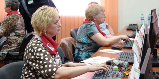 Три года исполнилось проекту «Московское долголетие»