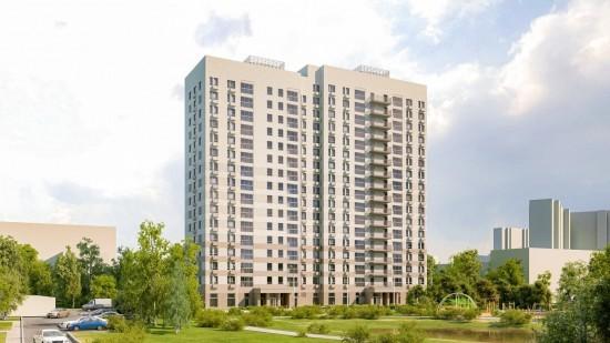 Закончено строительство жилого дома в Зюзине на 114 квартир