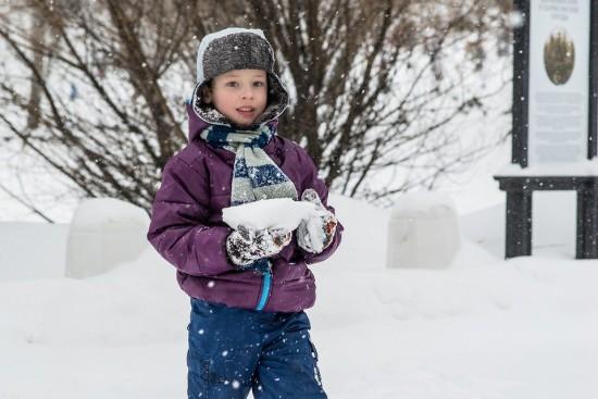 В дошкольном отделении прошла Неделя зимних игр