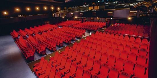 В ЮЗАО продолжается модернизация старых советских кинотеатров
