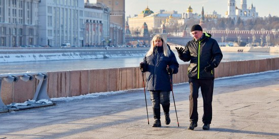 Собянин: домашний режим для пожилых людей станет рекомендательным
