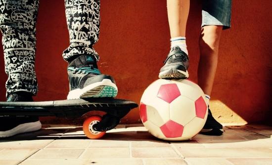 Спортивная программа «Защитник прошла в парке Зюзино