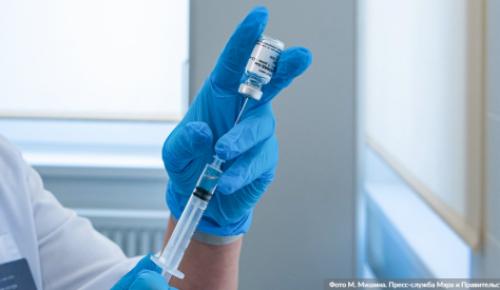 В торговых центрах Москвы с 20 января открываются выездные пункты вакцинации против ковида