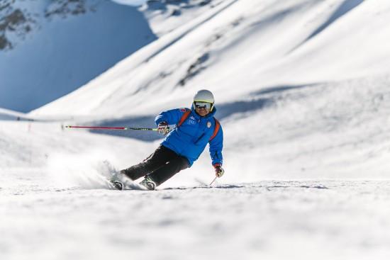 Центр физкультуры и спорта ЮЗАО приглашает жителей Академического сдать ГТО по лыжному бегу