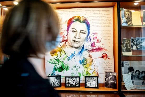 В библиотеке №178 состоялось награждение победителей Международного фестиваля «Всем детям ровесница»