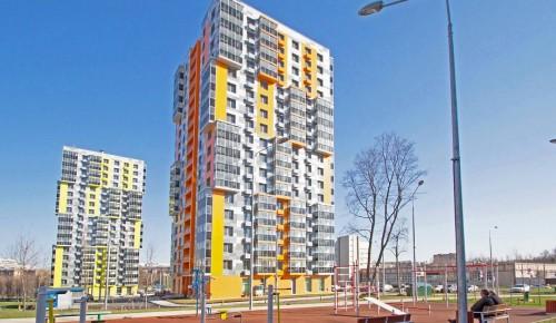 В Котловке к заселению готовы три дома по программе реновации