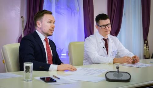 Долголеты Гагаринского района узнали, как работает вакцина «Спутник V»