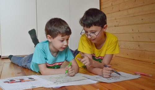 Школьники Гагаринского района приглашаются к участию в конкурсе рисунков