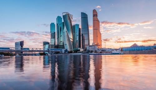 Экономика Москвы сможет выйти на уровень до пандемии