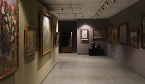 В Академии акварели проходят сразу несколько выставок