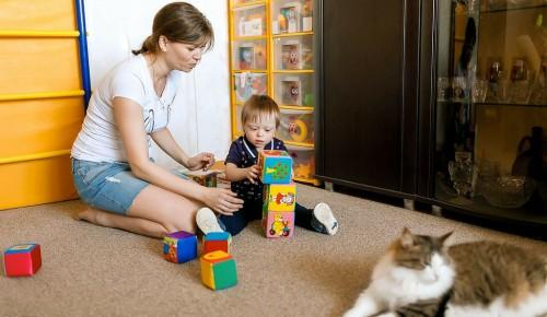 Как служба ранней помощи в Бутово помогает маленьким москвичам с особенностями развития или риском их возникновения