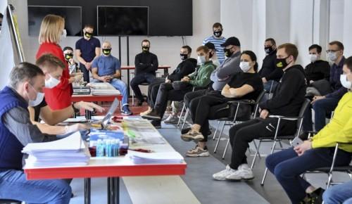 Ресурсный центр «Мосволонтер» поделится с НКО опытом по созданию команд добровольцев