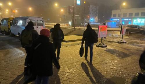 До 2 апреля закрыт участок Калужско-Рижской линии от «Новых Черемушек» до «Беляево»