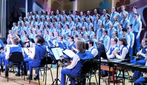 Ансамбль песни и пляски имени В.С. Локтева приглашает на онлайн-концерт
