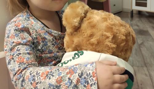 Юные изобретатели из Бутова придумали, как измерять температуру малышам при помощи… мишки Тедди