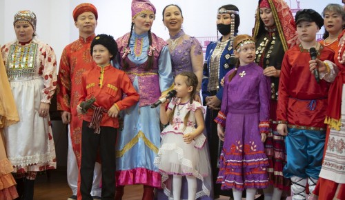 Школьники из Южного Бутова стали победителями Московской этнографической олимпиады
